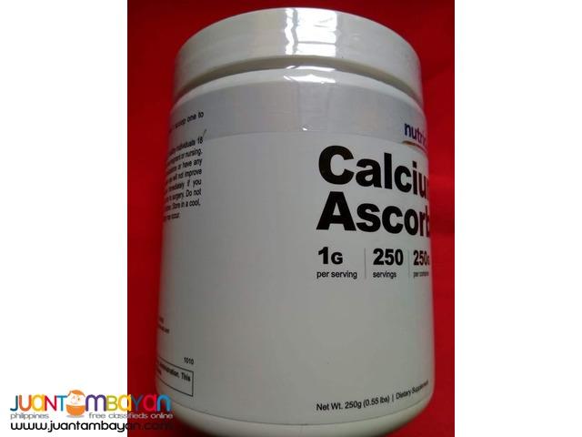 Calcium Ascorbate Powder Vitamin C and Calcium Complex 250G