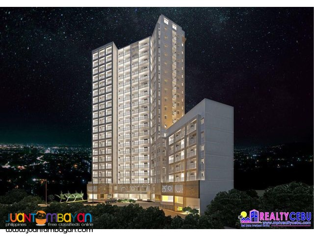 29sqm 1 BR Condo Unit at Le Menda in Busay, Cebu City