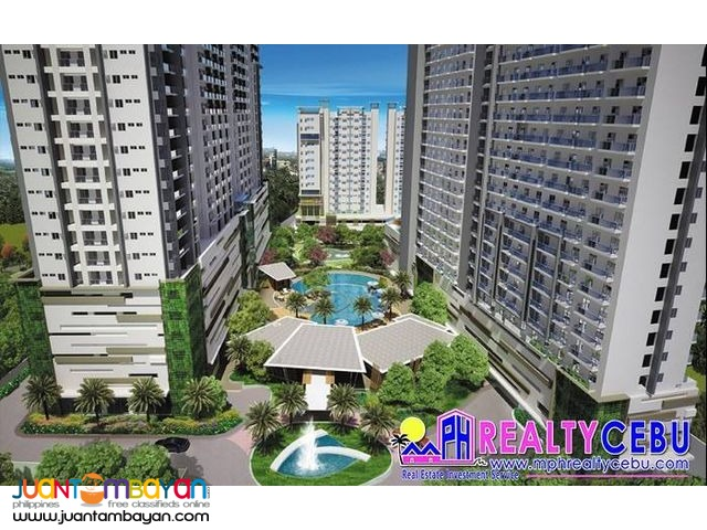 23sqm Studio Condo Unit in Grand Residences Cebu City
