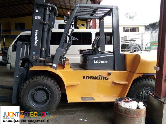 LG70DT Diesel Forklift