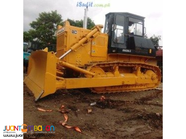 ZD160-3 Bulldozer without Ripper