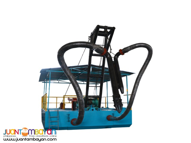 FOR SALE River Sand Dredging Machine