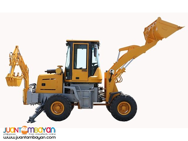 FOR SALE HQ 25-30 Backhoe loader