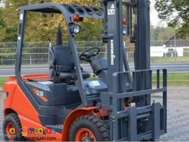 FOR SALE LG20DT Internal Combustion Forklift