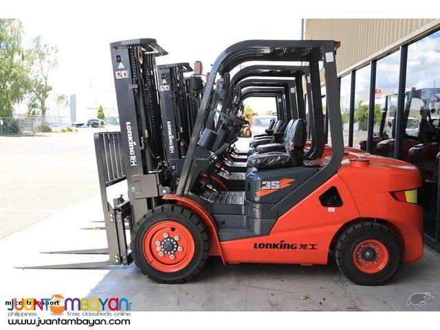 FOR SALE LG35DT Internal Combustion Forklift