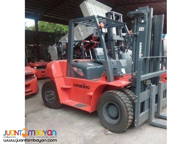 FOR SALE LG50DT Internal Combustion Forklift
