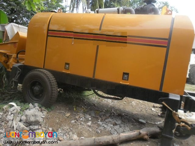 FOR SALE Portable Concrete pump