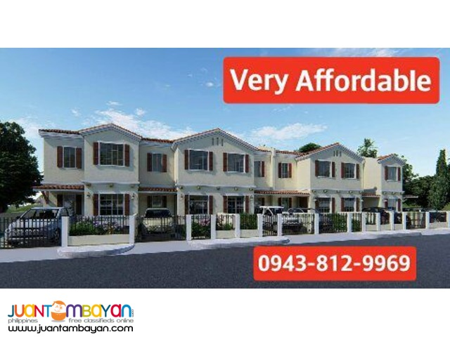 VERY AFFORDABLE HOUSE AND LOT THRU PAG IBIG FINANCING