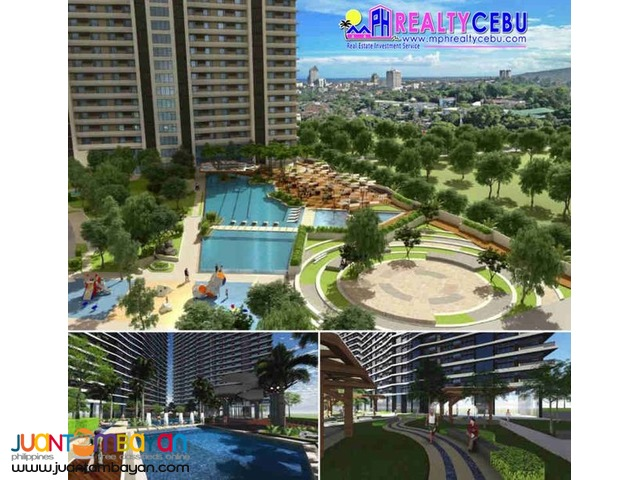 79m² 2 BR Condominium Unit at Taft East Gate Cebu City