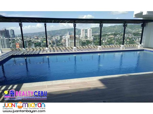 35.40sqm 1BR Condo Unit at Trillium Residences Cebu City