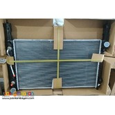 Chevrolet Captiva radiator assembly