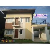117sqm 4 BR House For Sale at Modena Subd Liloan Cebu