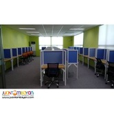 SEAT LEASE - Our facilities are ready for Operations!