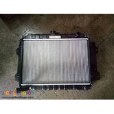 Toyota Tamaraw FX 7k gas radiator assembly