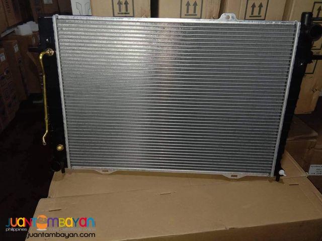Kia Sportage 07 radiator