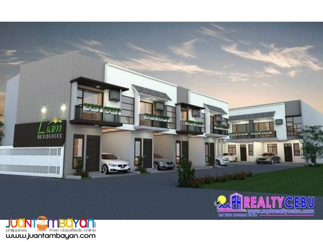 4Bedroom 183m² House at Liam Res. Villa Quijano Cebu City