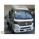 Brand New Foton tornado 2.4C Dropside  cash out 229K all in