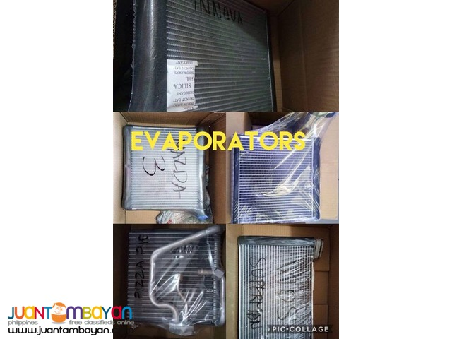 Mitsubishi Adventure gas engine radiator assembly