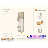 Garden Studio Unit (502) at The Mandani Bay Quay Mandaue