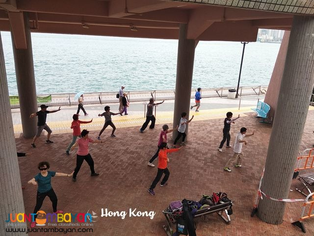 Free and Easy Hong Kong tour package
