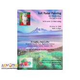 Soft Pastel Painting Art Workshop