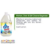 KEEVA Kitchen,Oven & Grill Degreaser