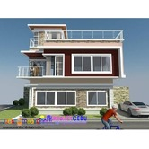 SOFIA - 4 BEDROOM HOUSE WITH ROOFDECK BY THE BEACH IN LILOAN