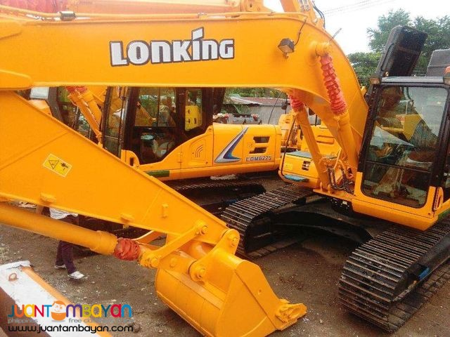 Cdm 6150 Backhoe Excavator Lonking Brand New