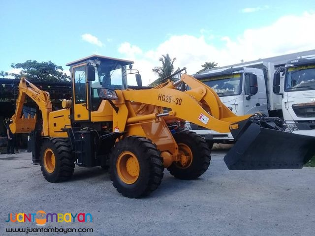 HQ 25-30 Backhoe loader