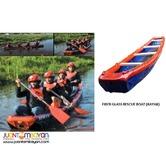 Fiberglass Rescue Boat (KAYAK)