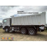 Sinotruk Howo-A7 10 Wheeler Truck