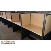 Brand New Modular Office Cubicle / Partitions with Tables