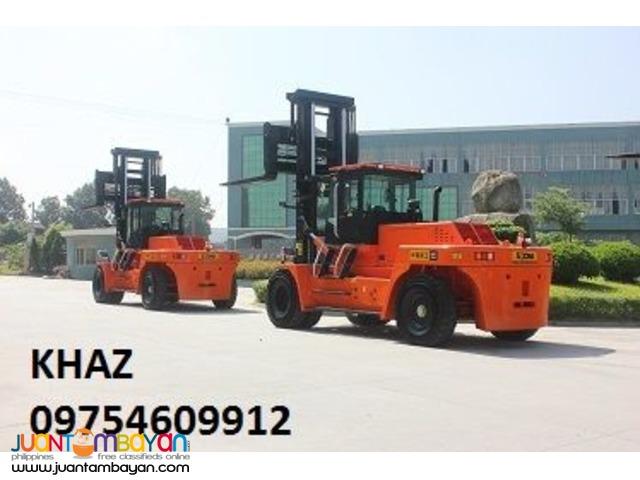 SOCMA HNF250 Forklift 25 tons