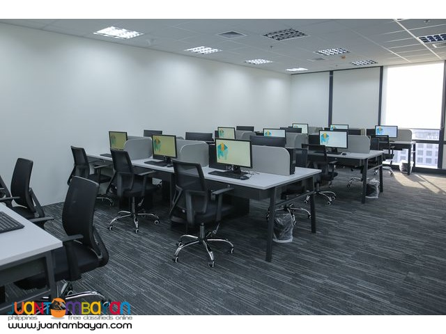 Serviced Office for 24 Persons