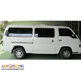 NISSAN URVAN FOR RENT AT LOWEST PRICE! CALL/TEXT 09989632040