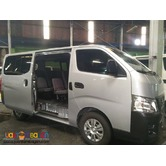 Nissan Urvan for Rent at Cheapest Price! 09989632040