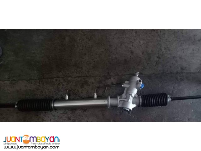 Toyota corolla steering rack and pinion assembly