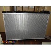 Toyota Lucida radiator assembly
