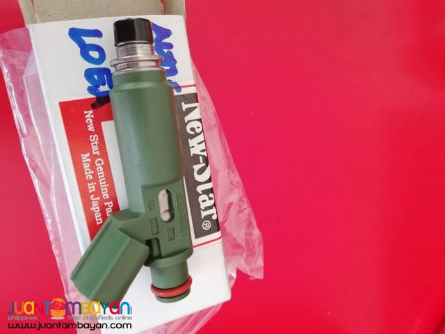 Toyota altis 01 to 07 fuel injector