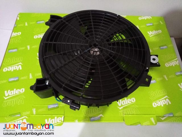 Mitsubishi Montero aux fan assembly 08 up