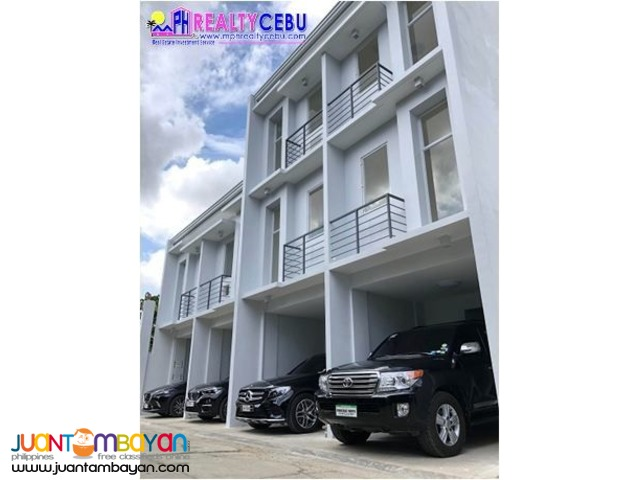 2 BEDROOM TOWNHOUSE FOR SALE IN STA MARIA TALAMBAN CEBU CITY
