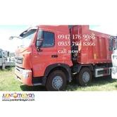 Sinotruk Howo A7 8x4 Dump Truck 12Wheeler 30m³