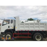 6 Wheeler Mini Dump Truck 6m³