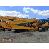 LONKING CDM 6235L (LONG ARM) EXCAVATOR