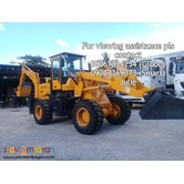 Backhoe Loader HQ25-30 Brand New