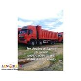 HOWO T7 12 Wheeler Dump Truck Euro 4 30cbm (Brand New)