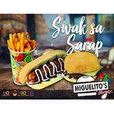 MIGUELITOS BURGER AND FRIES