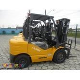 LG30DT Lonking Diesel Forklift 3Tons Brand New
