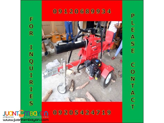 Brand New For Sale - 22 tons Log Splitter (Gasoline Engine)
