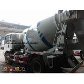HOMAN H3 6W (4m3) Transit Mixer